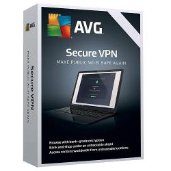 AVG SECURE VPN 10 DISPOSITIVOS 3 AÑOS