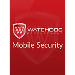 WATCHDOG  MOBILE SECURITY 1 ANDROID DEVICE 1 YEAR