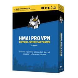HMA PRO VPN DISPOSITIVI ILLIMITATI 1 ANNO