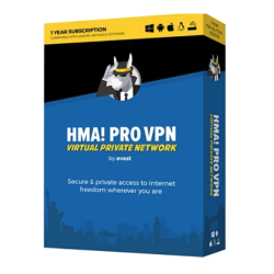 HMA PRO VPN UNLIMITED DEVICES 1 YEAR