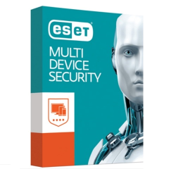 ESET MULTIDEVICE SECURITY 10 DEVICES 1 YEAR