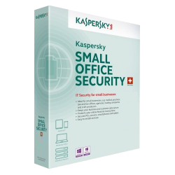 KASPERSKY SMALL OFFICE SECURITY 25 UTENTI 1 ANNO
