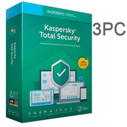 KASPERSKY TOTAL SECURITY X3 1 YEAR ESD