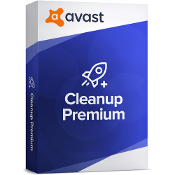 AVAST CLEANUP PREMIUM  1 PC 2 AÑOS