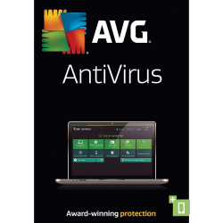 AVG ANTIVIRUS PRO 1 PC 2 YEARS