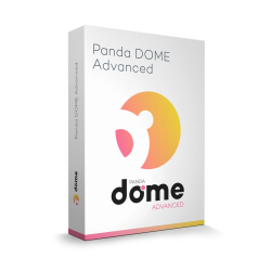 PANDA DOME ADVANCED  1 DISPOSITIVO 3 AÑOS