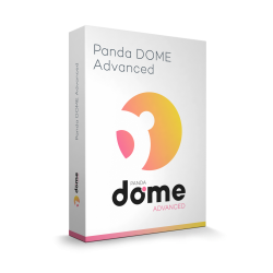 PANDA DOME ADVANCED  1 DISPOSITIVO 2 AÑOS