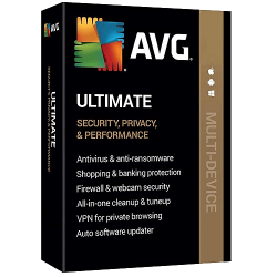 AVG ULTIMATE 10 DEVICES 1 YEAR