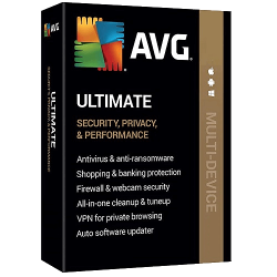 AVG ULTIMATE  UNLIMITED DEVICES 1 YEAR