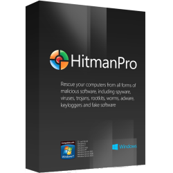 HITMAN PRO ALERT 1 PC 1 YEAR